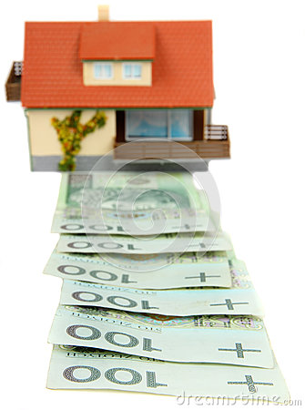 Lending For House Purchase Royalty Free Stock Photos - Image: 25227638