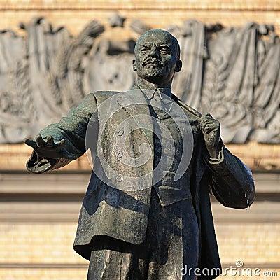 Free Lenin Monument In Orel, Russia Stock Photos - 63222433
