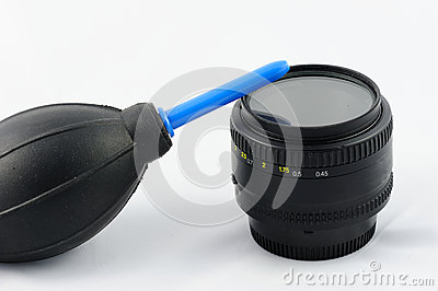 lens cleaning kit
