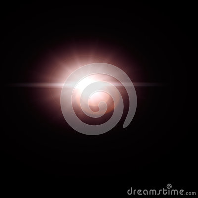 Free Lens Flare Sun Effect Stock Image - 42993581