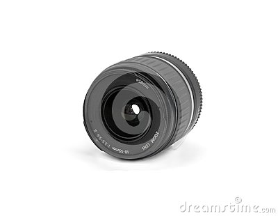 Lens isolated