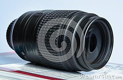 Lense телеобъектива