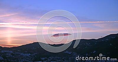 Lenticular cloud 2