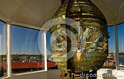 Lentille de phare de fresnel images stock image 1345354 for Miroir de fresnel