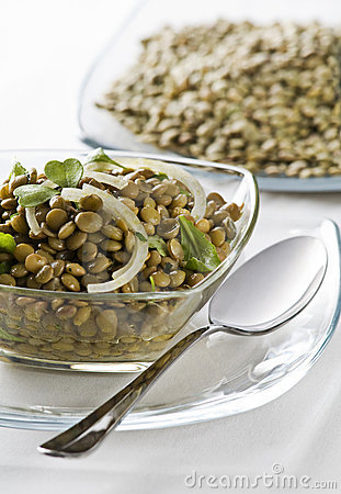 Free Lentils Stock Photography - 13820542