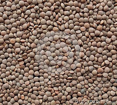 Free Lentils Royalty Free Stock Image - 17526466
