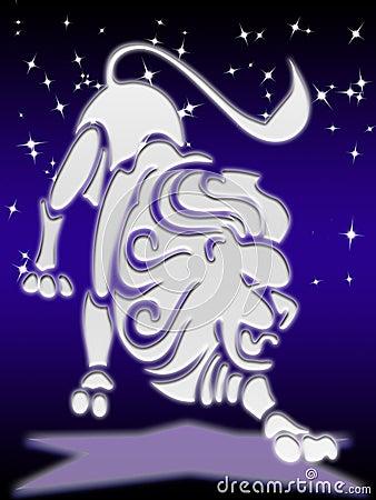 Leo szyldowy zodiak
