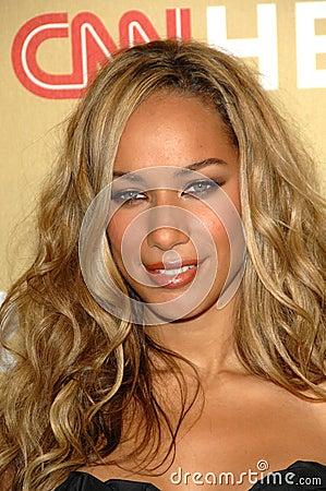 Leona Lewis,CNN Heroes Editorial Image