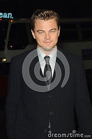 Leonardo DiCaprio Editorial Stock Image
