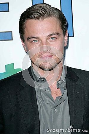 Leonardo DiCaprio Editorial Stock Photo