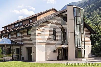 Leonardo Museum Editorial Stock Image
