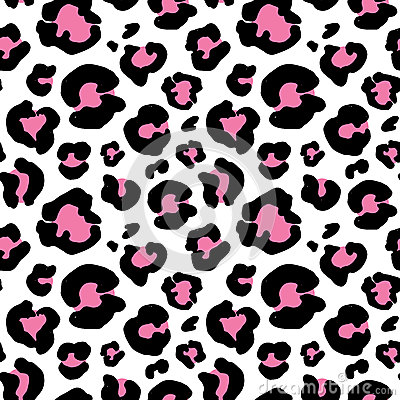 Free Leopard Skin Hand Drawn. Animal Print Drawing. Seamless Pattern. Vector Illustration. Stock Images - 78509784