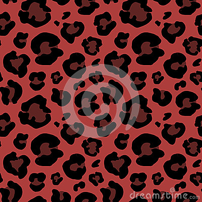 Free Leopard Skin Hand Drawn. Animal Print Drawing. Seamless Pattern. Vector Illustration. Stock Photography - 79767812