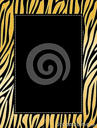 Leopard / tiger border