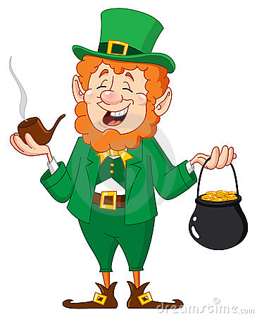 Free Leprechaun Royalty Free Stock Photos - 18505248