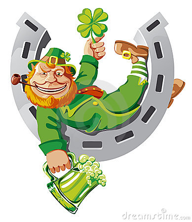 Leprechaun Stock Images - Image: 7898214
