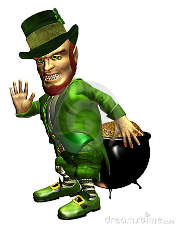 Leprechaun in defense