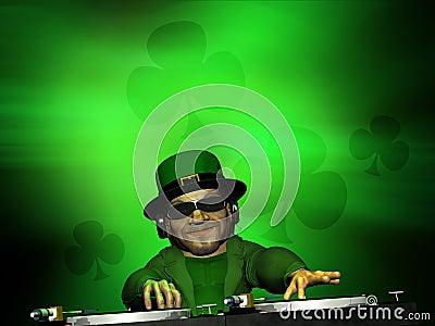 Leprechaun DJ 1