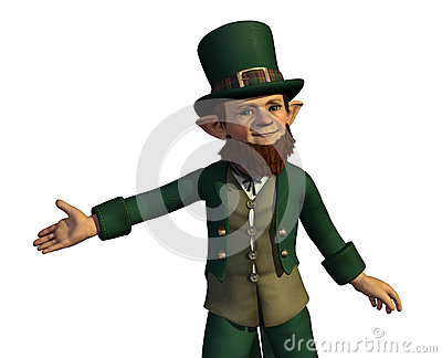 Leprechaun Presents Your Product