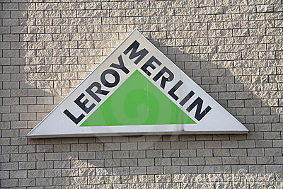 Leroy Merlin Editorial Photo