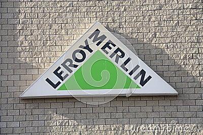 Leroy Merlin Editorial Photo