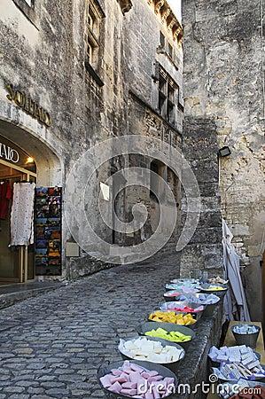 Free Les Baux-de-Provence (France) Stock Images - 61747254