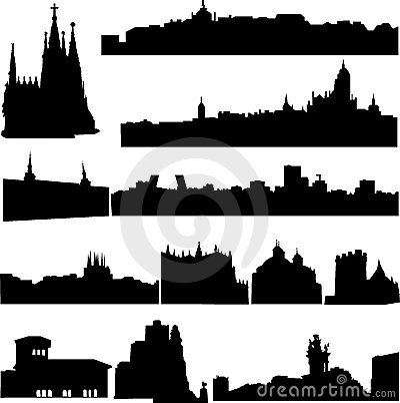 Les constructions célèbres de l Espagne.