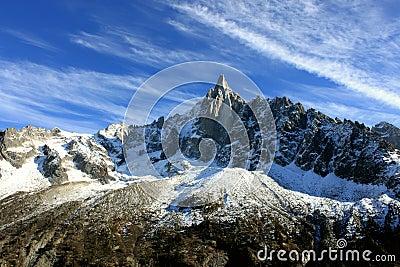 Les Drus Chamonix-Mont-Blanc France