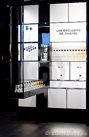 Les Exclusifs De Chanel Editorial Photo