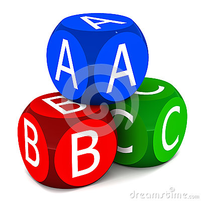 Les gosses apprennent l ABC