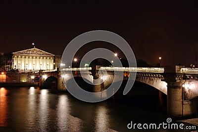 Les Invalides building, Paris