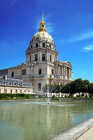 Les Invalides, Paris