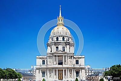Les Invalides, Paryż, Francja