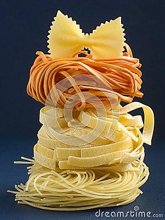 Les pâtes italiennes I