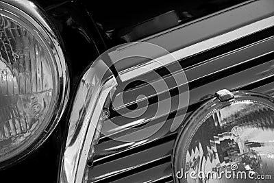 Les phares du véhicule