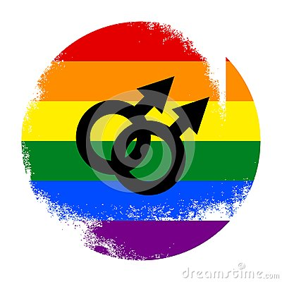 Free Lesbian, Gay, Bisexual, Transgender LGBT Pride Symbol And Sign. Royalty Free Stock Photography - 116950577