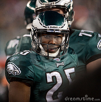 LeSean McCoy Editorial Stock Photo
