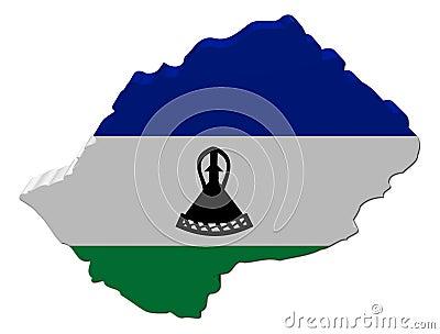 maps of lesotho. girlfriend Map of Lesotho.