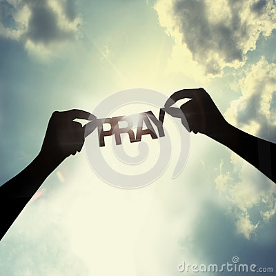Free Let Pray Together, Royalty Free Stock Photography - 89078257