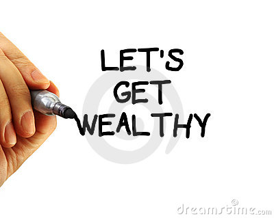 Let s get wealthy