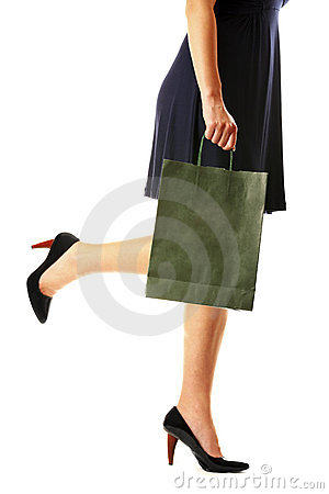 Free Let S Go Shopping Stock Image - 18284861