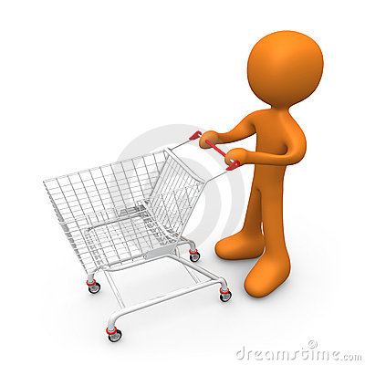 Free Let S Go Shopping Stock Images - 2216474