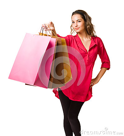 Free Let S Go Shopping. Royalty Free Stock Image - 27531066