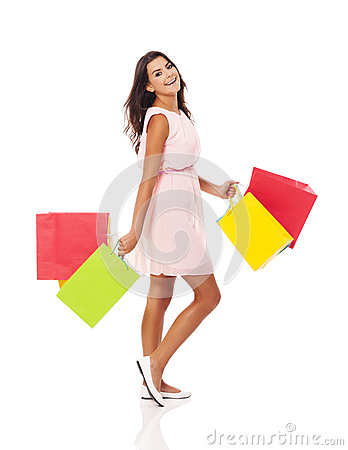 Free Let S Go Shopping! Stock Photo - 32643660