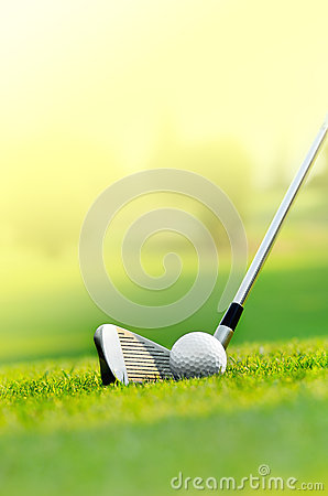 Free Let S Golf Royalty Free Stock Photography - 58036517