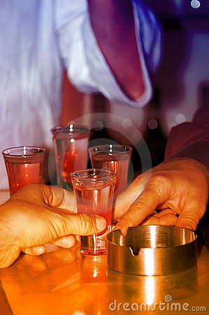 Free Let S Have A Drink! Stock Image - 219371