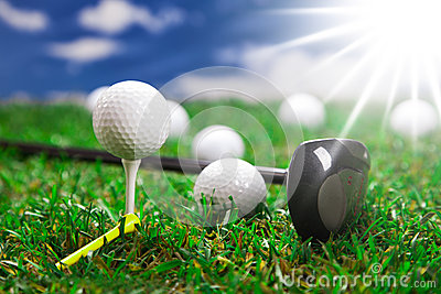 Let s play a golf!