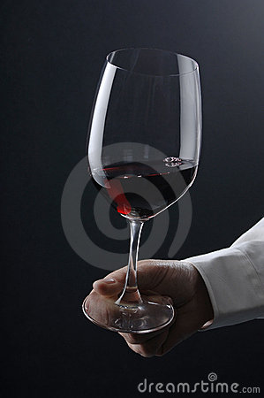 Free Let The Wine Breath Stock Photography - 472092