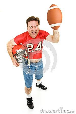 Free Lets Play Football Stock Photo - 8306830