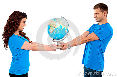 Lets save our world together